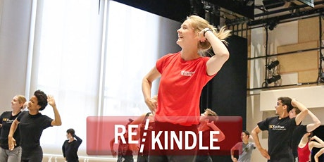 Re:Kindle | New Adventures workshop for GCSE, BTEC and A-level students tickets