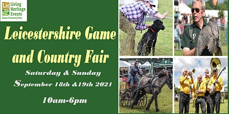 Leicestershire Game and Country Fair tickets