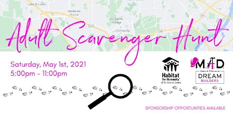 Adult Scavenger Hunt 2021 tickets