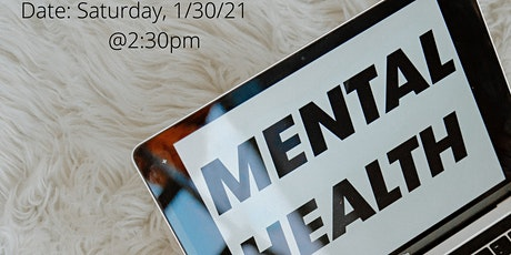 suicide awareness/mental health tickets