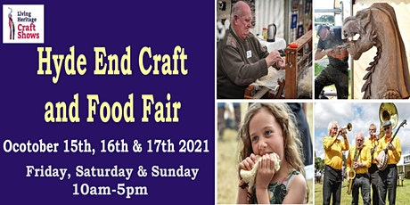 Hyde End Craft and Food Fair tickets