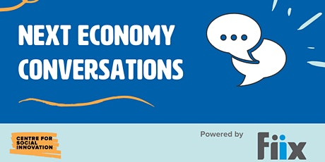 Next Economy Conversations: Paul Taylor of FoodShare tickets