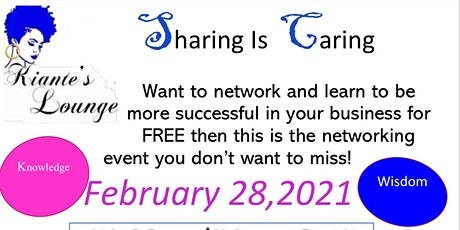 Sharing Is Caring Network Mixer tickets