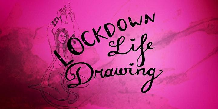 Lockdown Life Drawing image