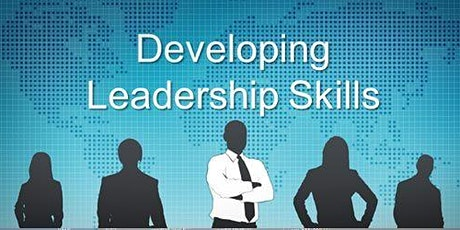 Developing Leadership Skills  _ ONLINE COURSE tickets