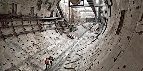 Il condizionamento per lo scavo meccanizzato di gallerie con TBM-EPB. biglietti