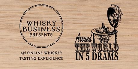 Around the World in 5 Drams tickets