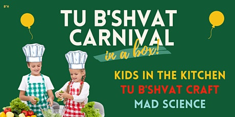 Tu B'shvat Carnival - In a Box! tickets