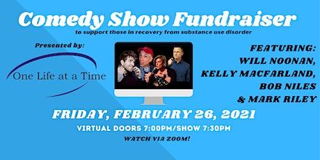 Comedy Show Fundraiser tickets