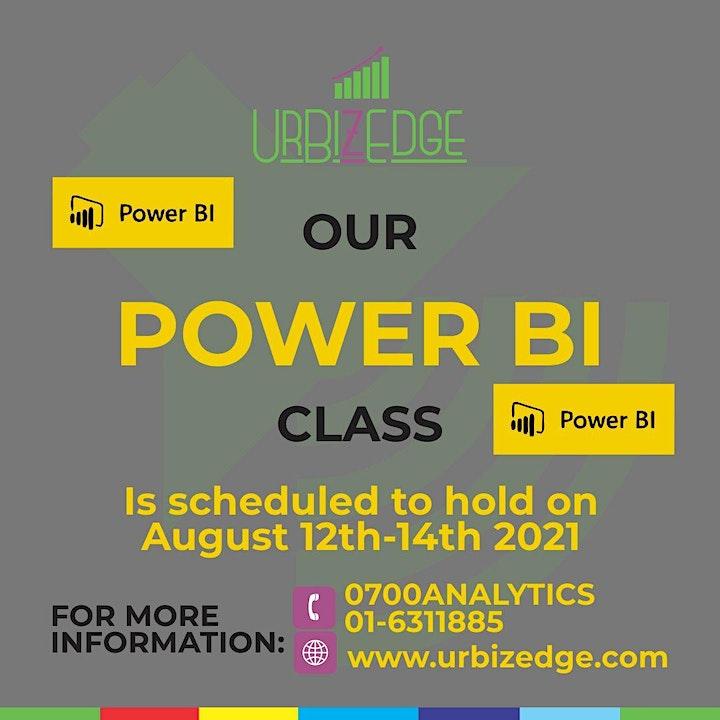 Power BI Training-Data Analysis & Business Intelligence Using Power BI image