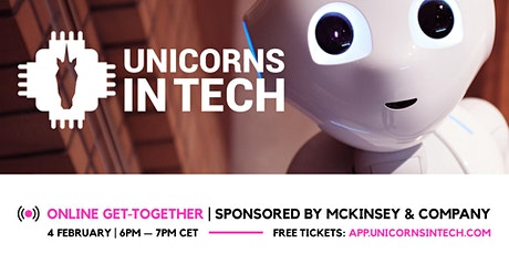 Unicorns in Tech - Masterclass for Entrepreneurs with McKinsey & Company tickets