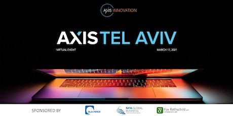 Axis Tel Aviv 2021 tickets