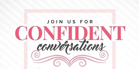 Confident Conversations Book Club tickets