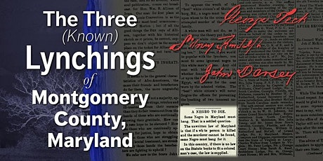 'The Three Lynchings' Film Viewing and Discussion tickets