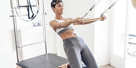 Cadillac without cadillac - FREE online Pilates class tickets