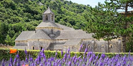 """Pèlerinage virtuel """"La route des monastères du sud de la France"""" billets"""