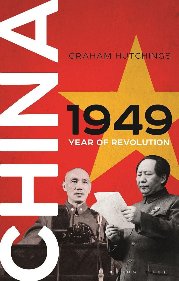 China 1949 Year of Revolution  Book Launch image