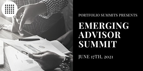 Emerging Advisor Summit tickets