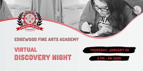 Discovery Night: Edgewood Fine Arts Academy tickets