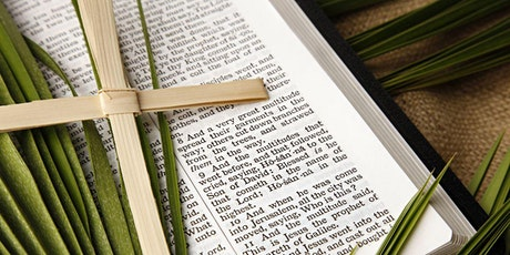 Palm Sunday Mass, March 28, 0830, Netzaberg Chapel Tickets