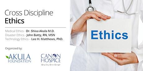 Cross Discipline Ethics tickets