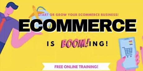 E-Commerce Cashflow Training Online tickets