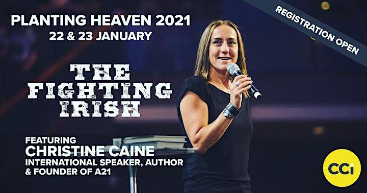 Planting Heaven 2021 - The Fighting Irish image