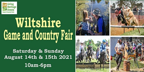 Wiltshire Game and Country Fair tickets