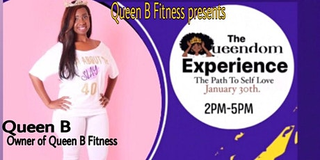 The Queendom Experience. The Path to Self Love tickets