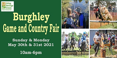 Burghley Game and Country Fair tickets