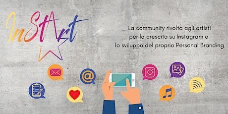 InStArt - Rendi la tua arte Instagrammabile biglietti