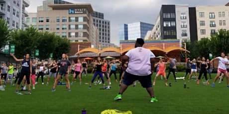 Zumba with Markiss - In Person Class tickets
