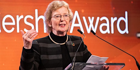 Mary Robinson at IIEA Brussels – the 2020 Brendan Halligan Lecture tickets