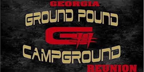 The Ground Pound Campground Reunion tickets