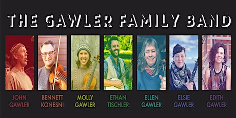The Gawler Family Band Welcomes in the Light - FREE CONCERT tickets