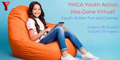 Youth Action Fun and Games - Ages 10-12 tickets