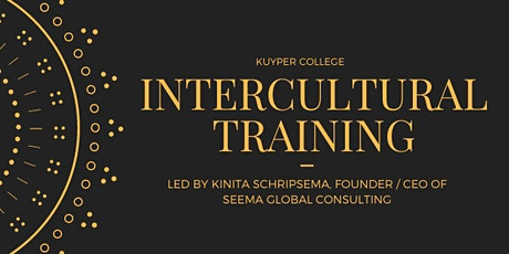 Intercultural Training: Part 2 tickets