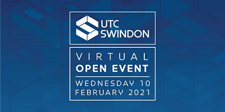 UTC Swindon Virtual Open Event tickets