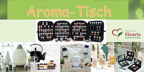 Young Living Aroma-Tisch Online Tickets