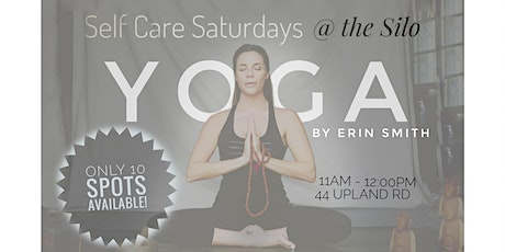 Self Care Saturday - YOGA by Erin Smith tickets