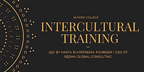 Intercultural Training: Part 3 tickets