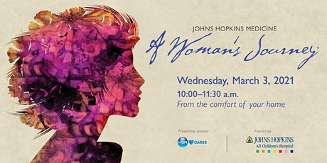 A Woman's Journey Virtual Event 2021 tickets