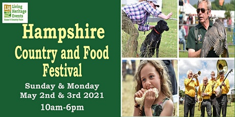 Hampshire Country and Food Festival tickets
