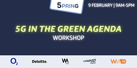 5PRING Workshop: 5G in The Green Agenda tickets