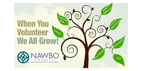 Interested in Volunteering with NAWBO NYC? Join this Zoom Call! tickets