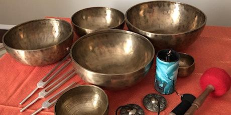 Sound Healing - Sound Bath w/ Tibetan Bowls w/ Sarah (SKY Sound Yoga) tickets
