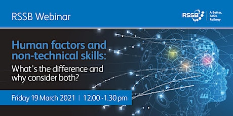 Human factors and non-technical skills tickets