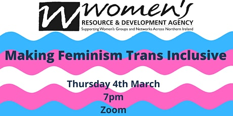 Making Feminism Trans Inclusive tickets