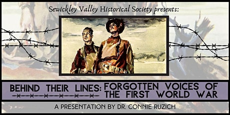 Behind Their Lines: Forgotten Voices of the First World War tickets