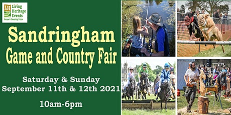 Sandringham Game and Country Fair tickets
